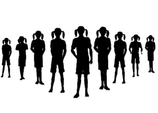 Weibliche Jugend